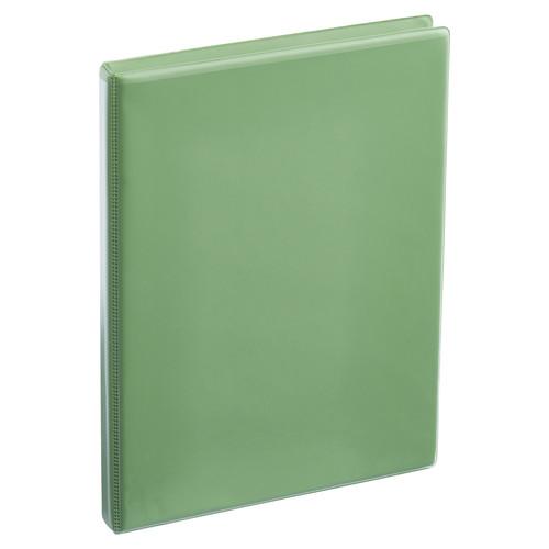 A4 Half Inch Mist Green 4-Ring Binder