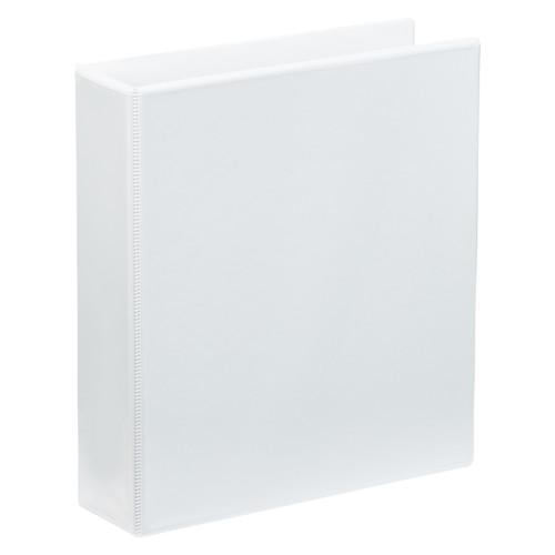 """A4 2"""" White 2-Ring Binder"""