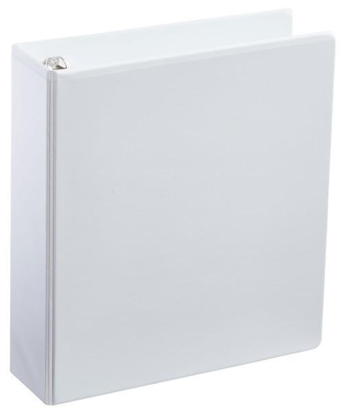 """A4 2"""" White 3-Ring Binder"""