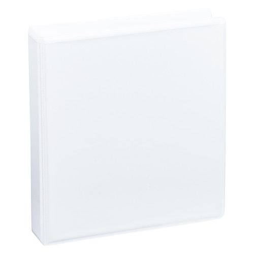 A5 1 Inch White 2 Ring Binder