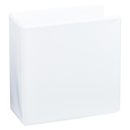 A5 3 Inch White 2 Ring Binder