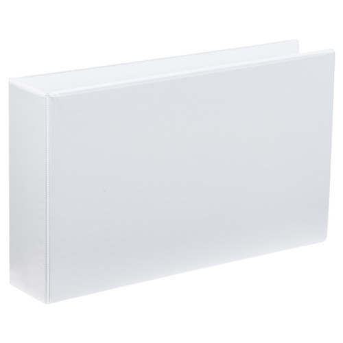 A3 4 Ring Binder 3 Inch White