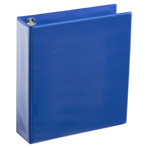 A4 2 Inch Royal Blue 4-Ring Binder