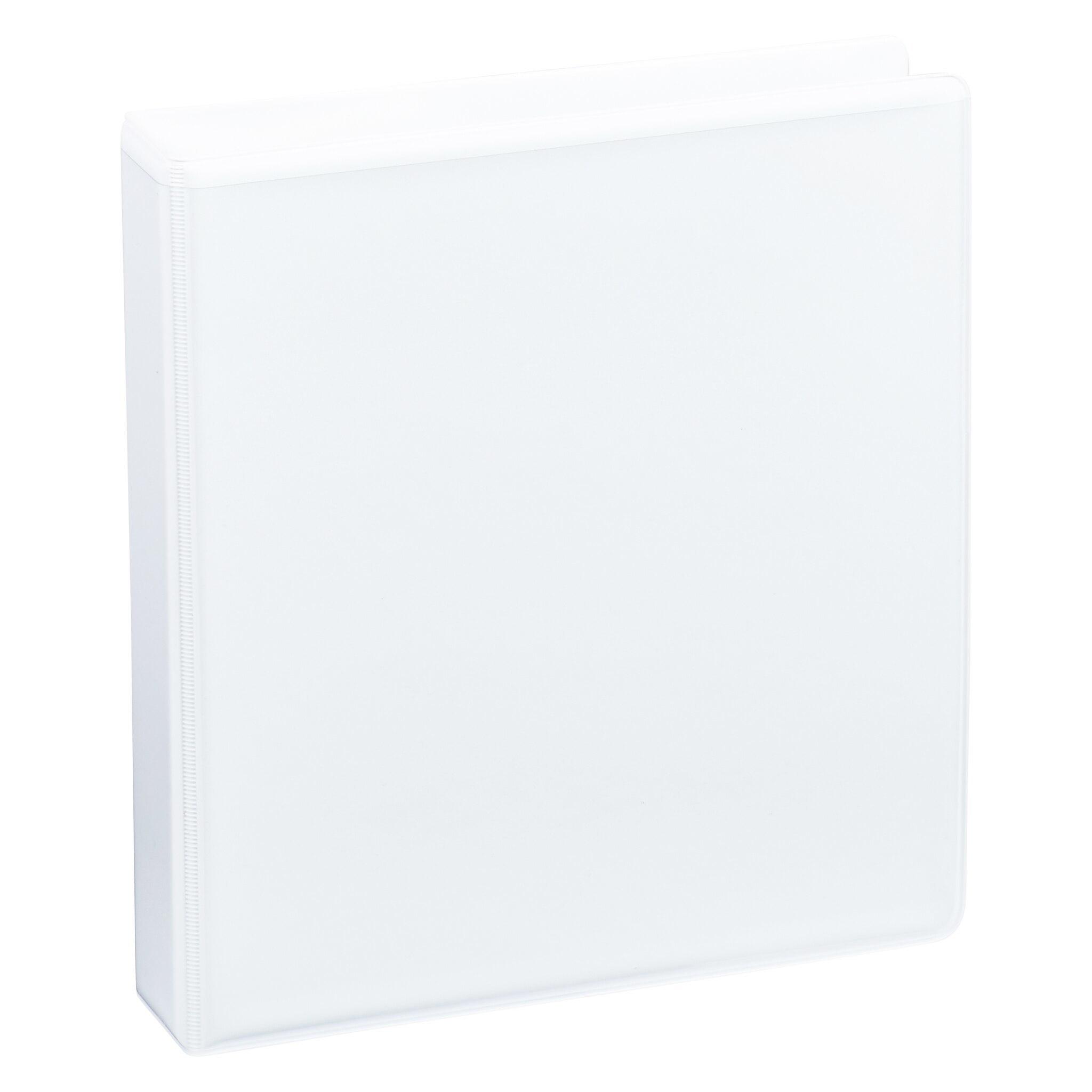 White A5 Binders