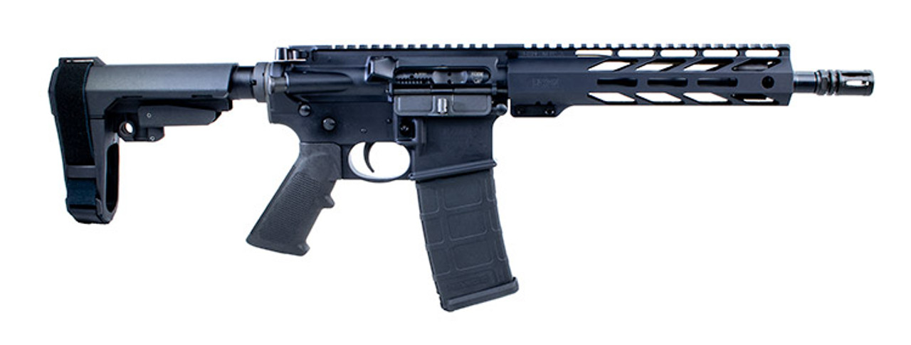 "Faxon Ascent 10.5"" 5.56 AR15 Pistol"