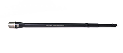 "Match Series- 18"" Gunner, .223 Wylde, Rifle-Length, 416R, Nitride, 5R, Nickel Teflon Extension"