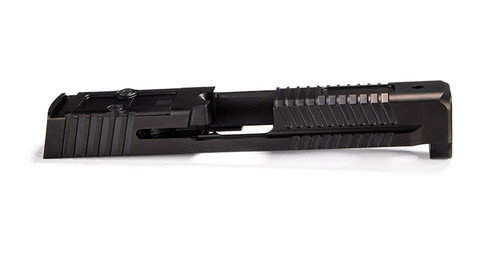Patriot Slide for M&P Full Size w/ Multi Optic Cut- Assembled, No Sights