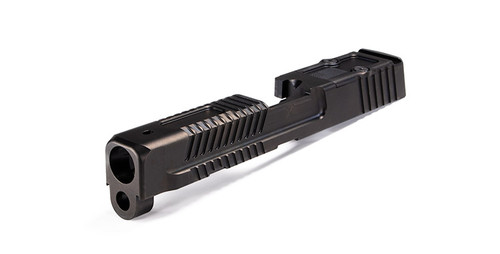 Patriot Slide for M&P Full Size w/ RMR Cut-Assembled, No Sights