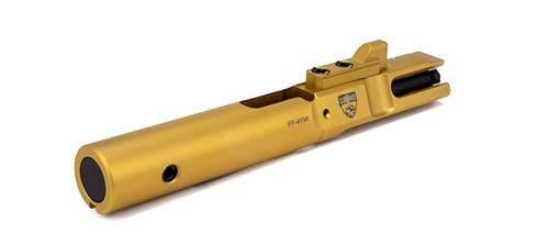 Faxon Gen 2 9mm PCC Blowback Full-Mass Bolt Carrier Group, TIN PVD