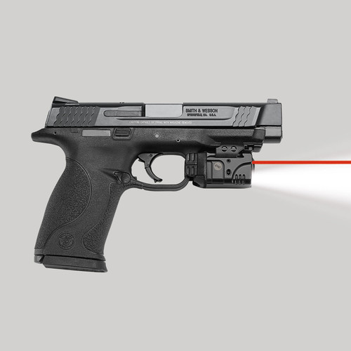 Crimson Trace CMR-205 RAIL MASTER® PRO UNIVERSAL RED LASER SIGHT & TACTICAL LIGHT