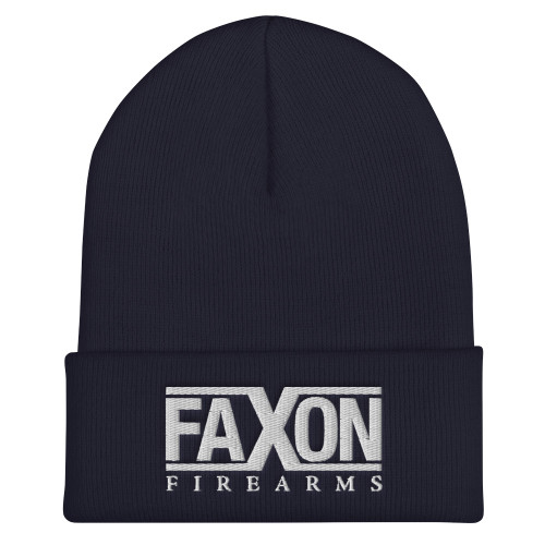 Faxon X Cuffed Beanie