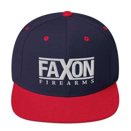 Faxon X Snapback Hat