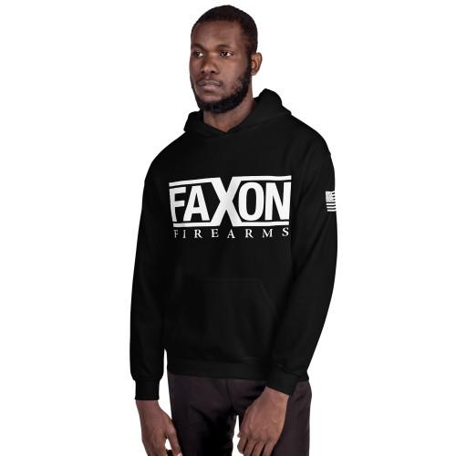 Premium Faxon Flag Hoodie