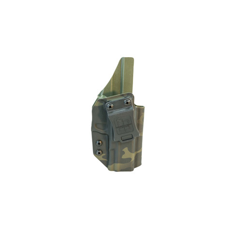 Squared Away Customs Holsters for FX-19 - RH Holster - Multicam Black