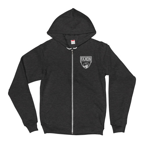 Classic Shield Embroidered Hoodie sweater