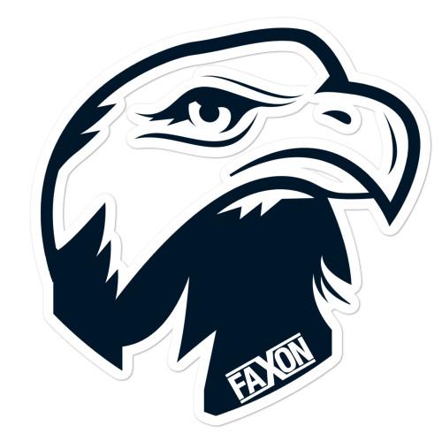 Faxon Firearms Eagle Head Bubble-Free Stickers