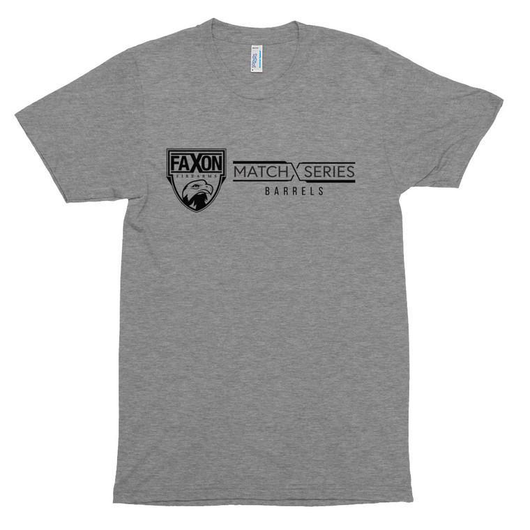 Faxon Match Series Black Label T-Shirt