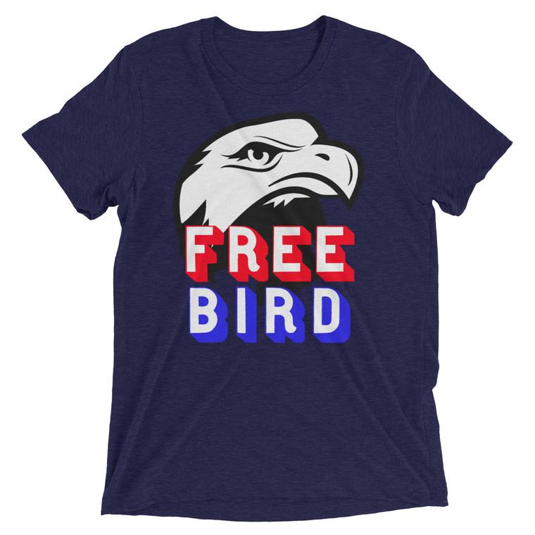 "Faxon ""Free Bird"" 4th of July T-Shirt"
