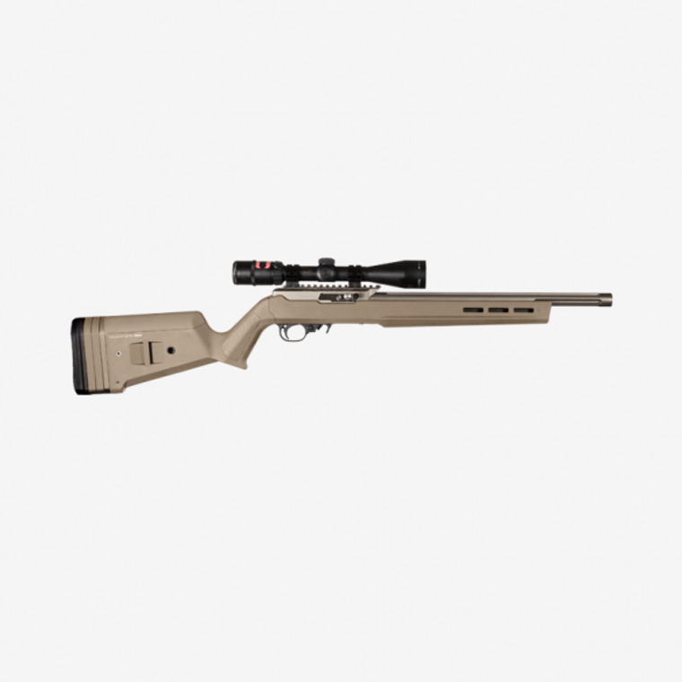Magpul® Hunter X-22 Stock for Ruger® 10/22, FDE
