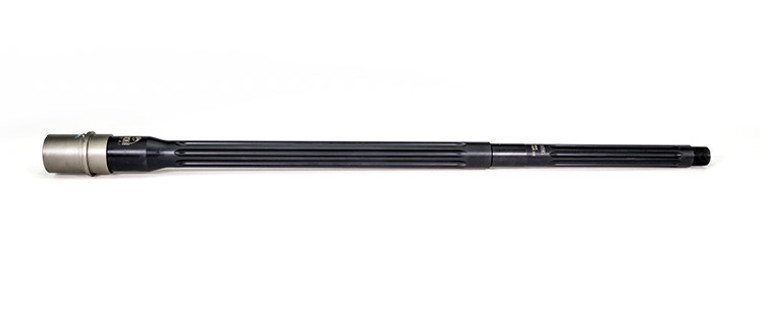 "Match Series- 20"" Heavy Fluted, .308 WIN, 416-R, 5R, Nitride, Nickel Teflon Extension"
