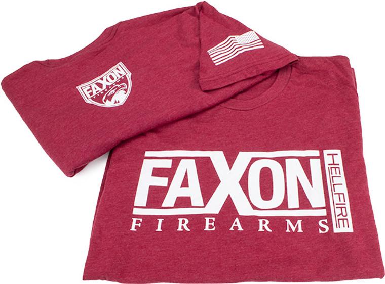 Faxon Firearms Hellfire T-shirt