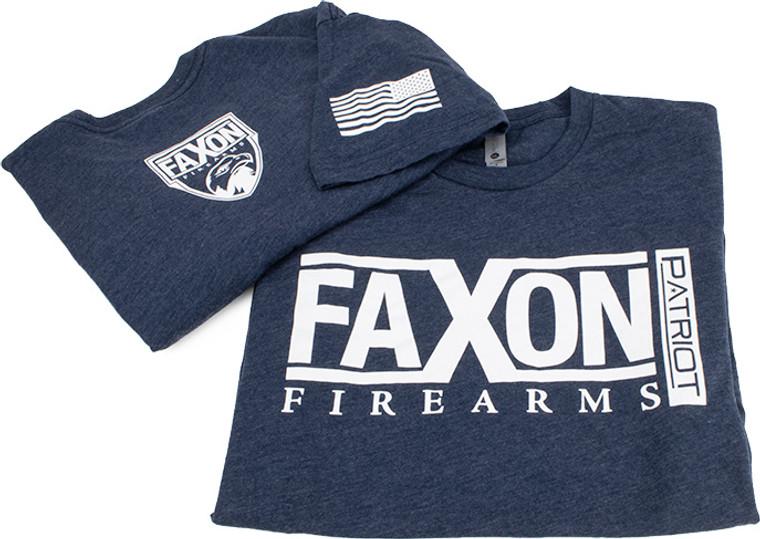 Faxon Firearms Patriot T-shirt