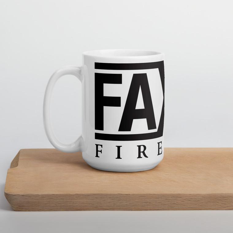 Faxon X Mug