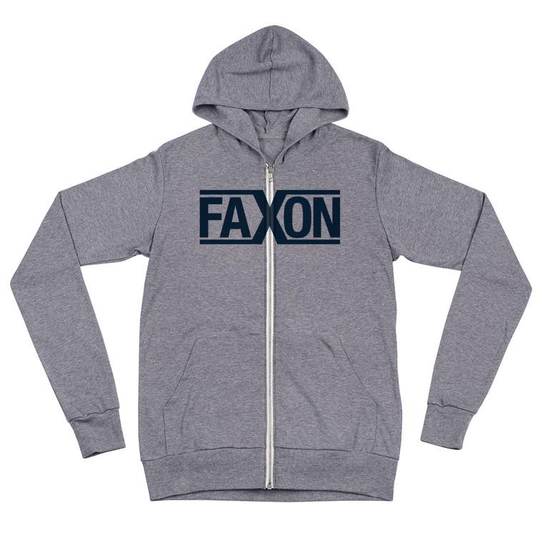Faxon Classic Zip Hoodie