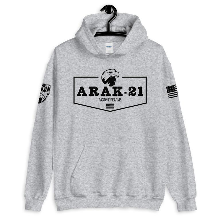 Faxon Firearms ARAK-21 Black Label Hoodie