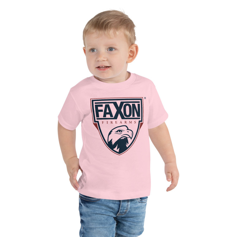 Toddler Classic Shield Short Sleeve Tee