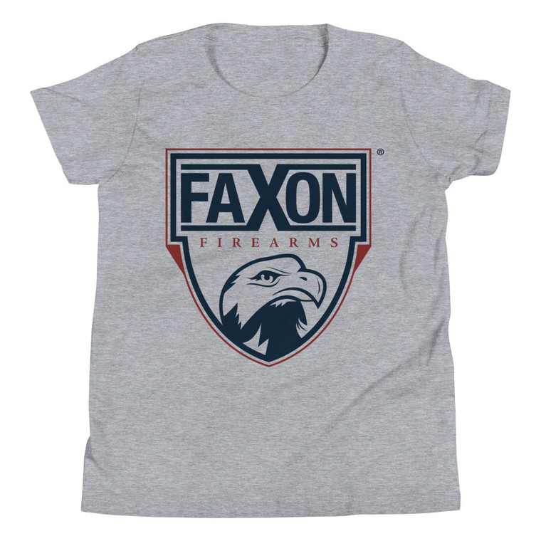 Youth Classic Shield Short Sleeve T-Shirt