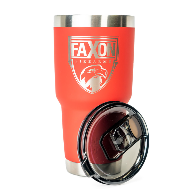Faxon Firearms Large Tumbler - Red