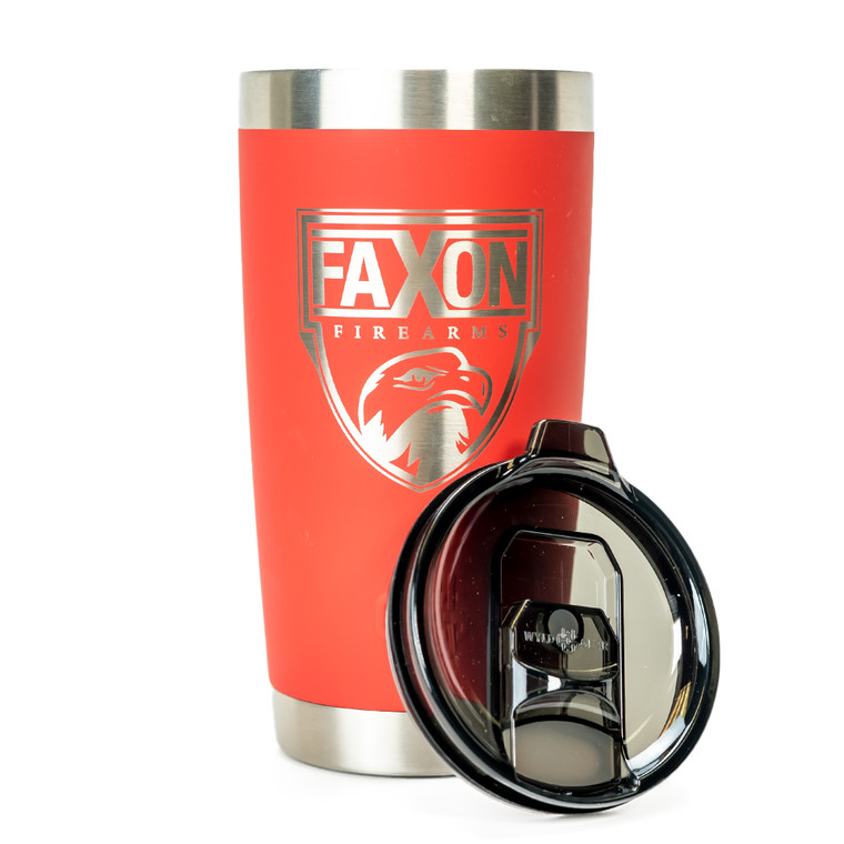 Faxon Firearms Small Tumbler - Red