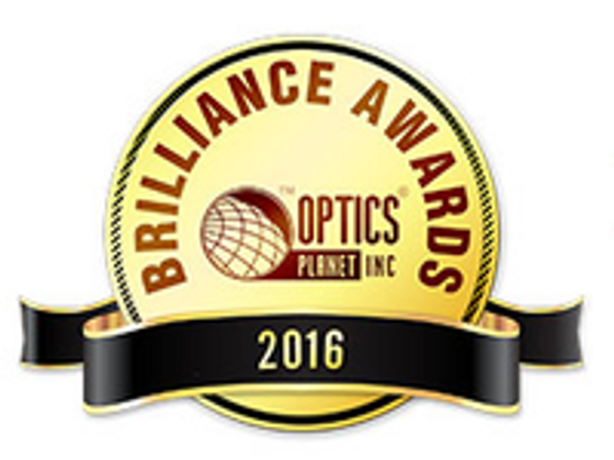 Faxon Nominated for TWO Optics Planet Brilliance Awards - VOTE FOR FAXON!