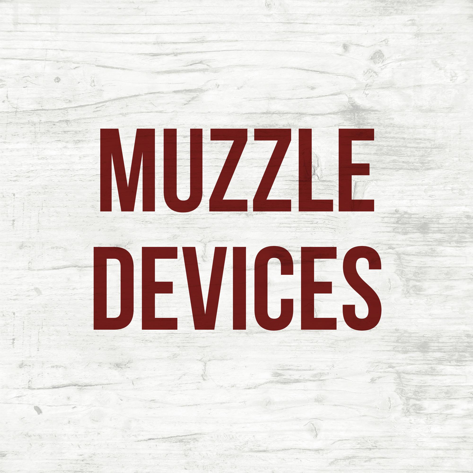 Muzzle Devices