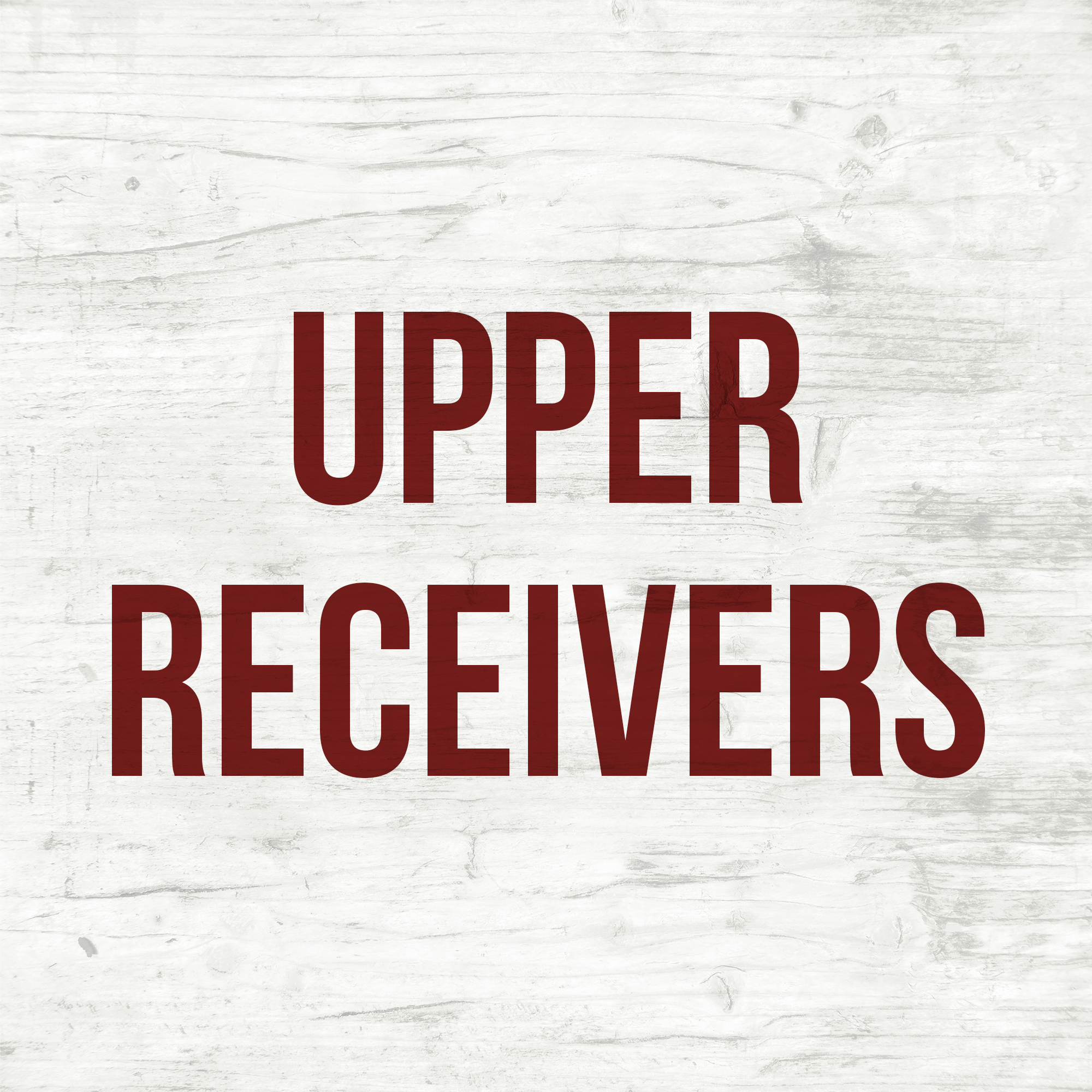 Upper Receivers
