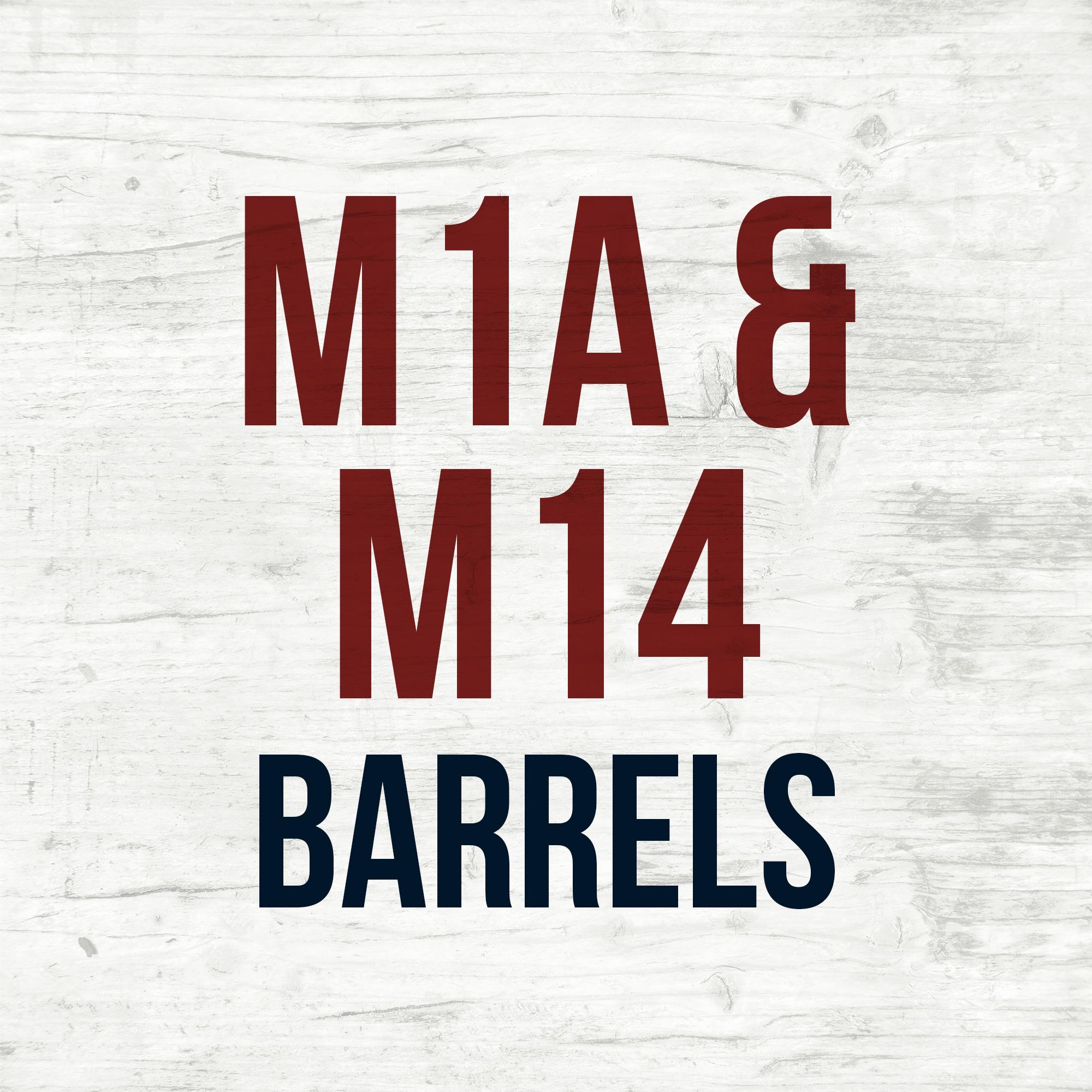 M1A & M14