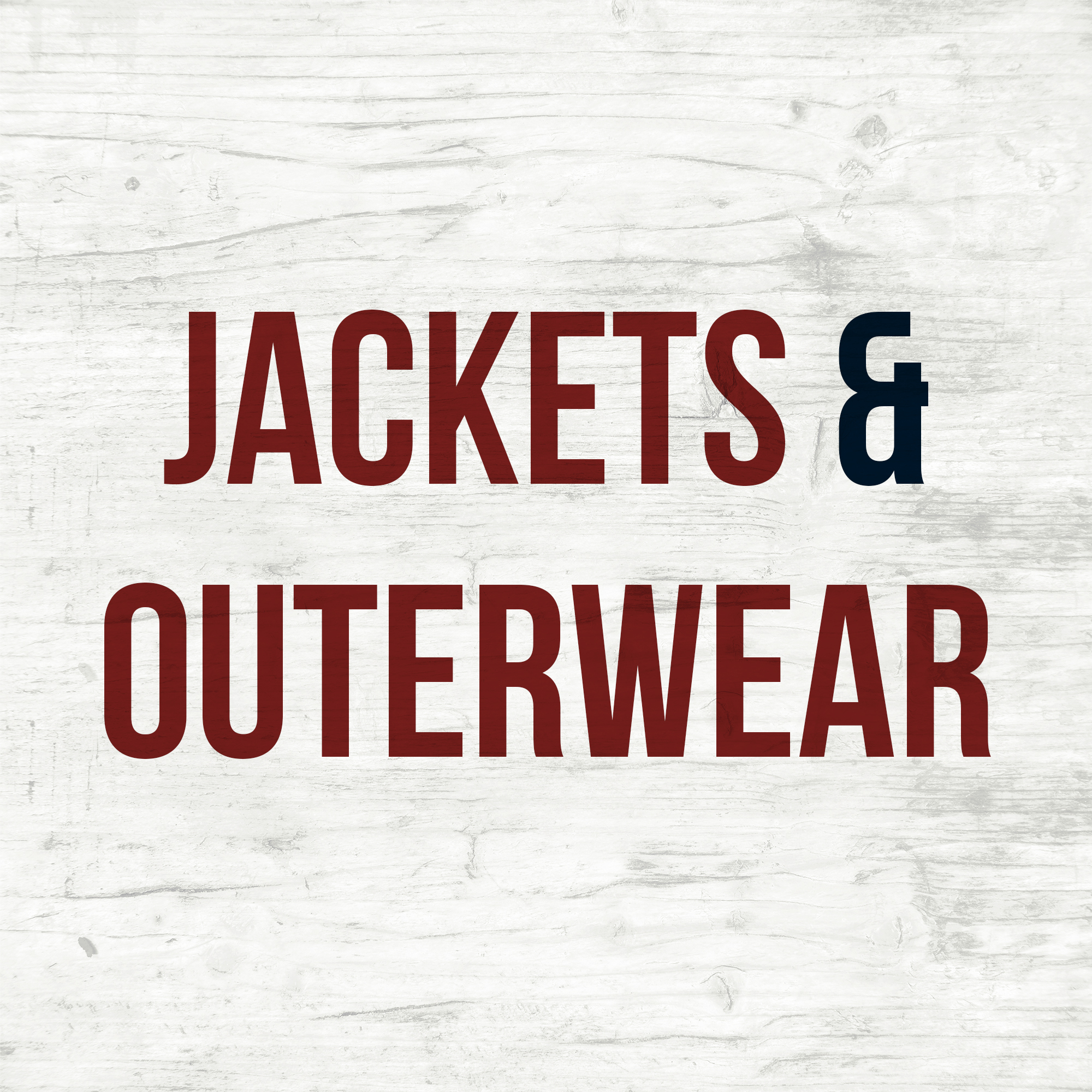 Jackets & Outerwear