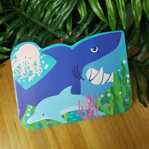 Pocket Doodle Pad-Shark