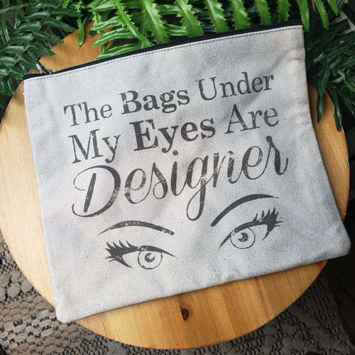 The Bags Under My Eyes Travel Bag