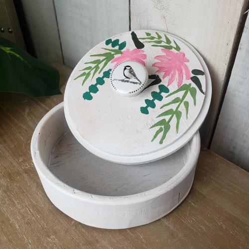 Hand Painted Box-Jen