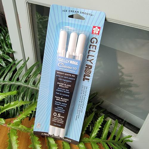 Gelly Roll 0.5mm-Bright White