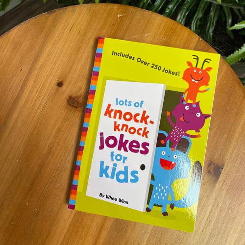 Lots fo Knock-Knock Jokes for Kids
