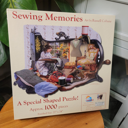 Sewing Memories  Puzzle
