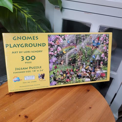 Gnomes Playground 300pc