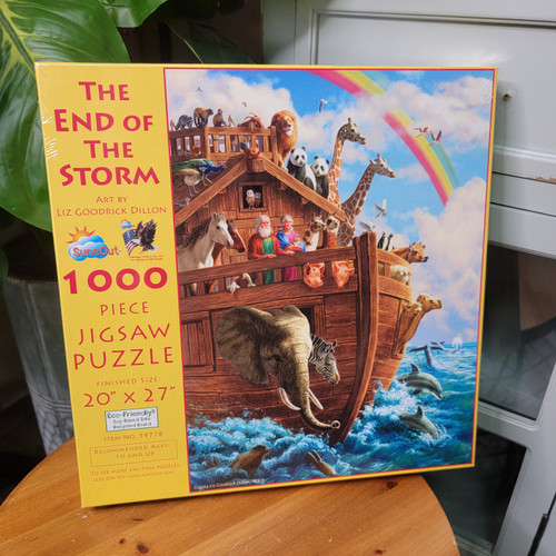 The End of the Storm 1000pc