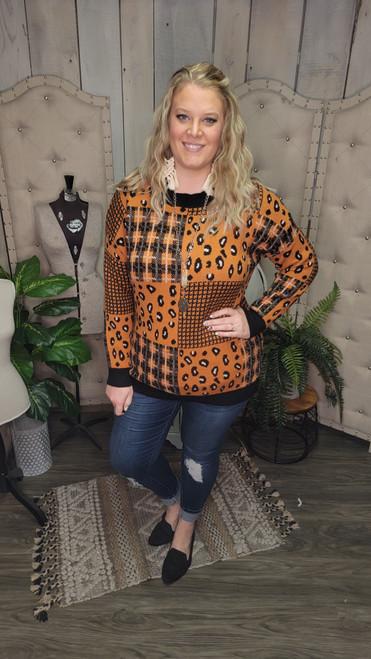 Curvy Sally Sweater