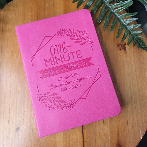 One Minute Bible Promises-Biblical Encouragement For Women