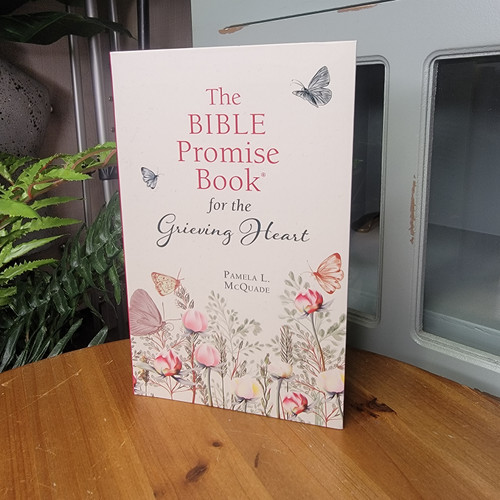 The Bible Promis Book for the Greiving