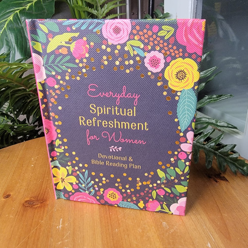 Everyday Spiritual Refreshment for Women-Devotional and Reading Plan